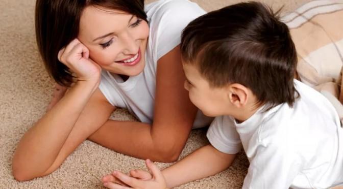 50 вопросов ребёнку, вместо стандартного «Как твои дела?»