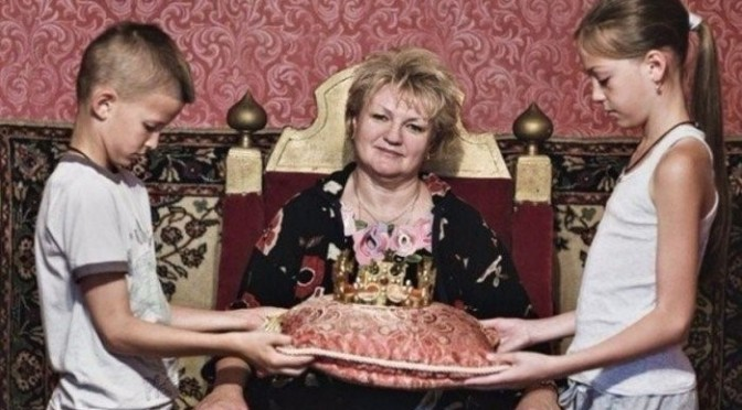 Рублёво-Бирюлёво или бедность — она в душе