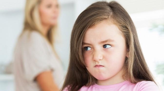 Ребенок предъявляет претензии. Что делать?