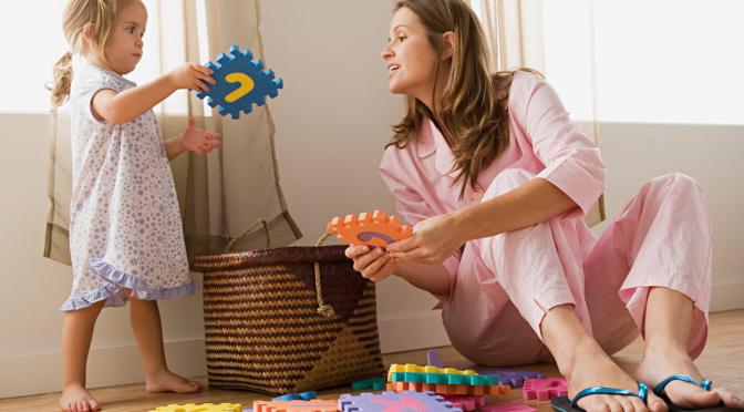 Цель воспитания ребенка, научить его всего трем вещам