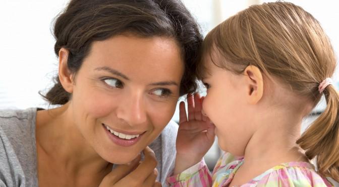 Простой и эффективный способ научить ребенка не перебивать