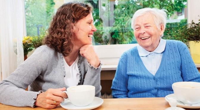 3 правила гармоничных отношений с пожилыми родителями
