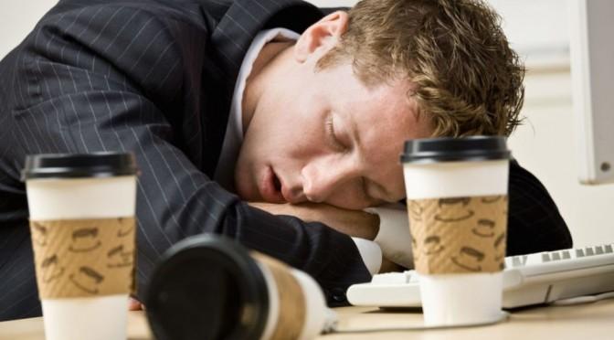4 причины вечной усталости