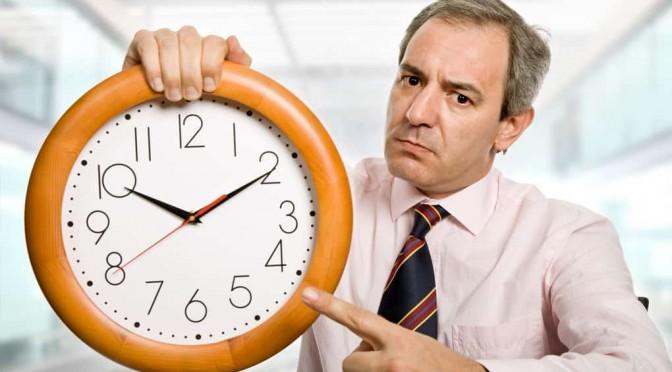 6 советов, чтобы стать пунктуальным