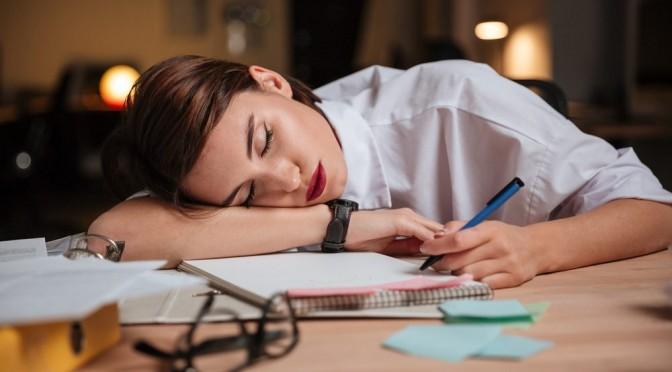 4 шага, чтобы победить хроническую усталость