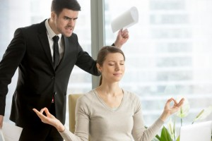 спокойствие в конфликтной ситуации