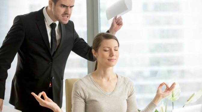 Как сохранить спокойствие в любой конфликтной ситуации