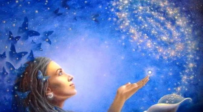 Вселенная творит чудеса, поддерживая нас