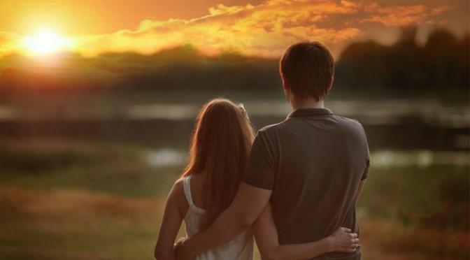 «Однажды ты встретишь того, кого просто почувствуешь» — красивый текст берущий за душу