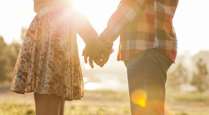 Люди вместе, пока они хотят быть вместе