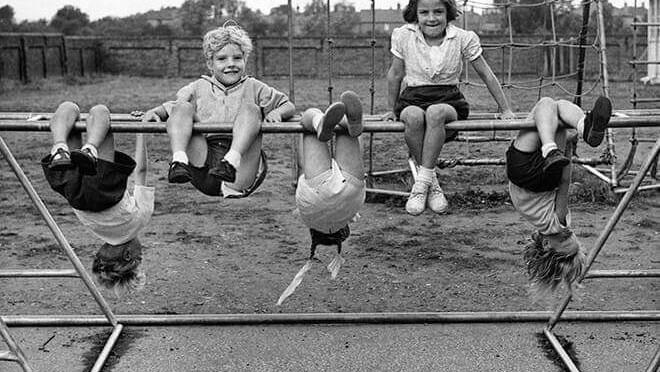 Смешной рассказ о том, как психолог готовил родителей к детской площадке